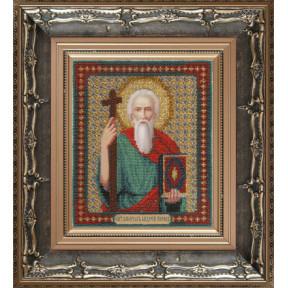 Набор для вышивания Б-1037 Икона апостола Андрея Первозванного