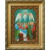 Набор для вышивания бисером Б-1100 Успение Пресвятой Богородицы