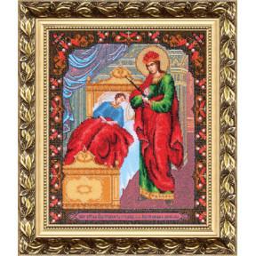 Набор для вышивания Б-1104 Икона Божьей Матери Целительница