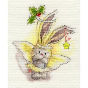 Набор для вышивания крестом Bothy Threads XBB4 Bebunni Angel
