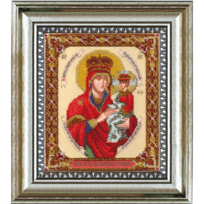 Набор для вышивания Б-1118 Икона Спорушница грешных