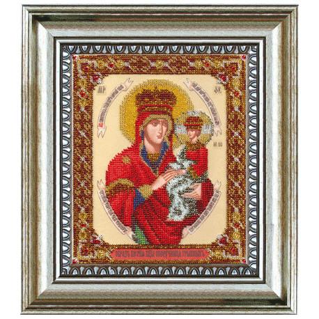 Набор для вышивания Б-1118 Икона Спорушница грешных фото