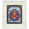 Набор для вышивания Б-1095 Икона Всевидящее Око Божие фото