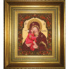 Набор для вышивания Б-1087 Икона Божьей Матери Донская фото