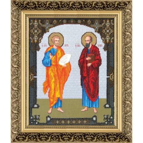 Набор для вышивания Б-1102 Икона Св. Апп. Петра и Павла фото