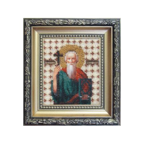 Набор для вышивания Б-1031 Икона Св. Ап.Андрея Первозванного