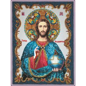 Набор для вышивания бисером Изящное Рукоделие БП-134 Иисус