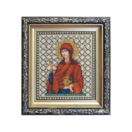 Набор для вышивания Б-1040 Икона Св.равноап.Марии-Магдалины фото