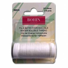 Водорастворимая нитка 200м Bohin (Франция) 98533