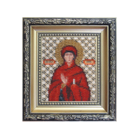 Набор для вышивания бисером Б-1056 Икона пророчицы Анны фото