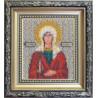 Набор для вышивания бисером Б-1081 Икона св.мученицы Ларисы фото