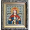 Набор для вышивания бисером Б-1049 Икона св. муч.Екатерины фото
