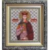 Набор для вышивания бисером Б-1047 Икона святой мученицы Ирины