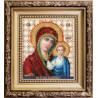 Набор для вышивания Б-1116 Икона Божьей Матери Казанская фото