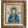 Набор для вышивания бисером Б-1135 Икона святой мученицы Зои