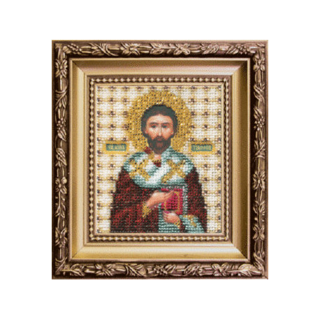 Набор для вышивания Б-1142 Икона святого апостола Тимофея фото