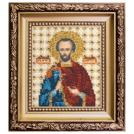 Набор для вышивания Б-1137 Икона святого мученика Виктора фото