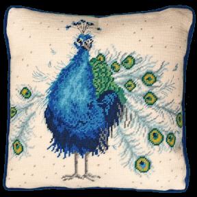 Набор для вышивания Bothy Threads  подушка квадрат Practically Perfect Tapestry THD25