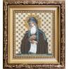 Набор для вышивания Б-1139 Икона св.прп.Антония Печерского фото