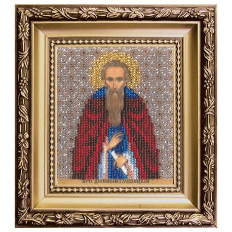 Набор для вышивания Б-1157 Икона прп.Дионисия игум.Глушицкого