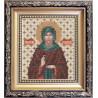 Набор для вышивания бисером Б-1093 Икона св.прп.Виталия фото