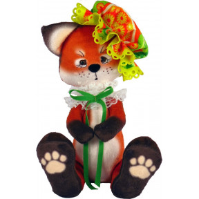 Набор для шитья мягкой игрушки ZooSapiens Лисичка М4013