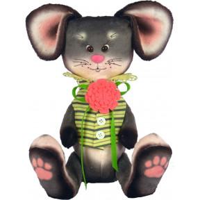 Набор для шитья мягкой игрушки ZooSapiens Мышонок М4015