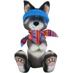 Набор для шитья мягкой игрушки ZooSapiens Хаски М4019