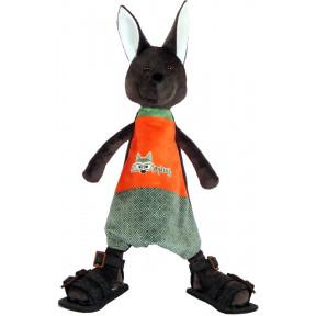 Набор для шитья мягкой игрушки ZooSapiens Волчонок ММ3006 фото
