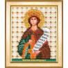 Набор для вышивания Б-1143 Икона св.муч.царицы Александры фото