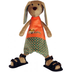 Набор для шитья мягкой игрушки ZooSapiens Собачка ММ3012 фото