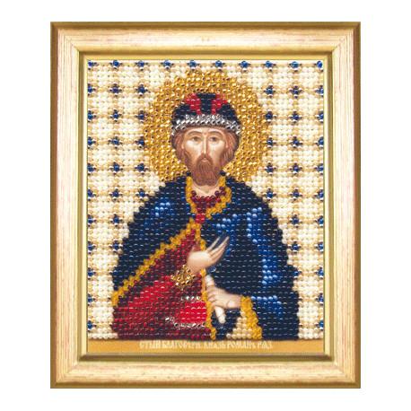 Набор для вышивания бисером Чарівна Мить Б-1166 Икона
