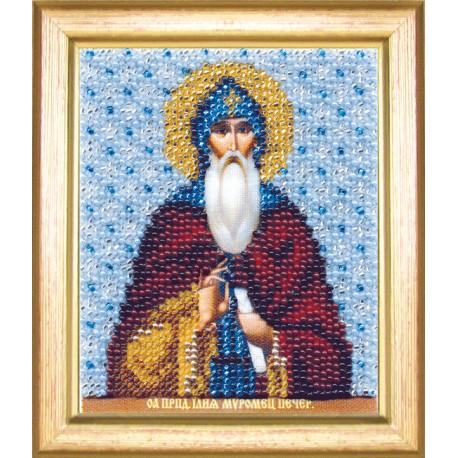 Набор для вышивания Б-1158 Икона св.прп.Илии Муромца-Печерского