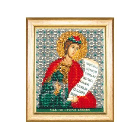 Набор для вышивания бисером Чарівна Мить Б-1167 Икона