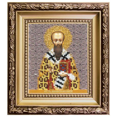 Набор для вышивания Б-1182 Икона святителя Василия Великого фото