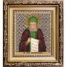 Набор для вышивания Б-1195 Икона прп.Иоанна затв.Святогорского