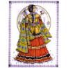 Набор для вышивания Design Works 2706 Native Maiden фото