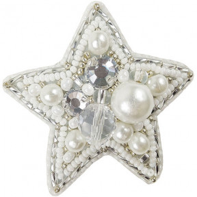 """Набор для изготовления броши Crystal Art """"Звезда"""" БП-219"""