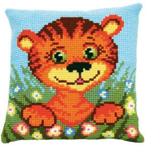 Набор для вышивки подушки Чарівна Мить РТ-151 В цветах