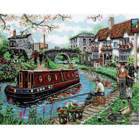 Набор для вышивания Anchor Country Canal PCE936