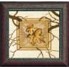 Набор для вышивки крестом Чарівна Мить СТ-23 Кленовый лист фото
