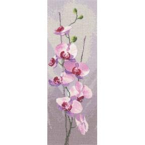 Набор для вышивания крестом Heritage Crafts Orchid H686