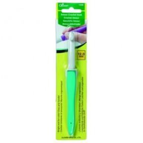 Крючок для вязания Clover 1058-12.0