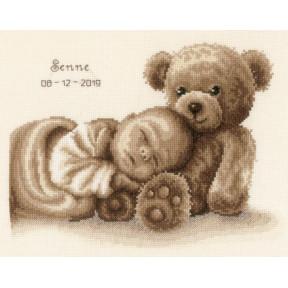 """Набор для вышивания Vervaco Sweet dreams """"Сладкие сны"""" PN-0163786"""