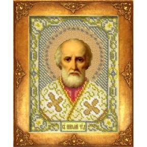 Набор для вышивания бисером Русская Искусница Святой Сергий Радонежский 201