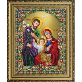 """Набор для вышивания бисером Картины Бисером Икона Божией Матери """"Помощница в родах"""" Р-401"""