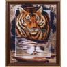 Набор для вышивания Магия Канвы Б-067 Тигр фото