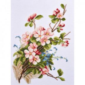 """Набор для вышивки крестом Повитруля """"Яблони в цвету"""" P6-031"""