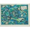 Набор для вышивки бисером на холсте Абрис Арт  «Карта несуществующих созвездий» АВ-686