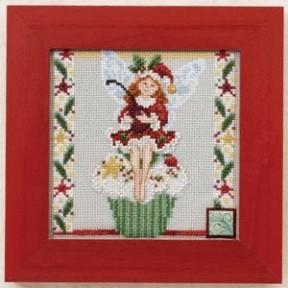 Набор для вышивания Mill Hill  Cupcake Fairy  JS301102